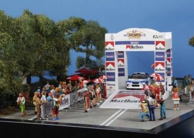 Rallye Acropole – Jean- Pierre R