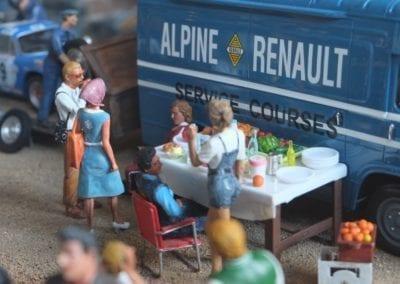 MONTE CARLO 1973 – ASSISTANCE ALPINE