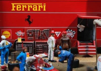 GP F1 ESPAGNE 1971 FERRARI